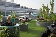 Новый парк подарит уставшим пассажирам глоток свежего воздуха. // Schiphol