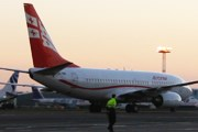 Самолет Air Zena в Домодедово // Travel.ru
