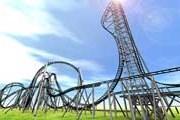 Новая экстремальная горка Takabisha // Fuji-Q Highland Amusement Park