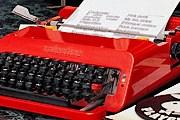 Продукция Olivetti представляет собой шедевры промышленного дизайна. // coolandsublime.wordpress.com