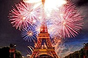 В программе праздника - красочный фейерверк. // the-world-events.blogspot.com