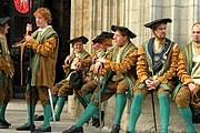 Гости фестиваля смогут посетить средневековый рынок. // mykulturestyle.blogspot.com