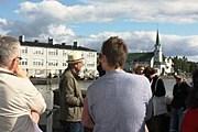 Экскурсии проводят литературный критик и актер. // visitreykjavik.is