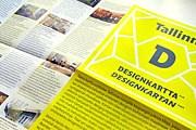 На карту попали объекты, созданные эстонскими дизайнерами. // disainikeskus.ee