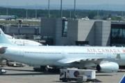 Самолет авиакомпании Air Canada // Travel.ru