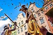 В программе ярмарки - множество развлекательных мероприятий. // Agencja / Renata Dąbrowska