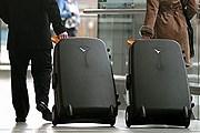 Много багажа брать с собой невыгодно. // coated.com