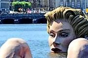Новый памятник подчеркнет, что в Гамбурге живут творческие люди. // gorod55.ru