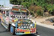 """Классический """"джипни"""" // Национальный офис по туризму Филиппин"""