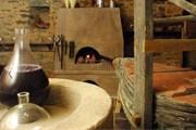В музее воссоздана обстановка лаборатории алхимиков. // kutna-hora.net