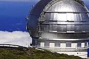 Обсерватория Роке-де-лос-Мучачос на Канарских островах. // Reuters