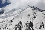 Гора Нушак - высочайшая точка Афганистана. // risk.ru