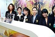 Сотрудницы инфоцентра в аэропорту тайской столицы. // maestro-news.ru