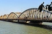 Мост Файдербе был построен в 1893 году. // wikipedia.org