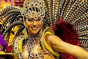 Москва приглашает на бразильский карнавал. // indatour.ru