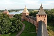 Новгородский кремль // wikipedia.org