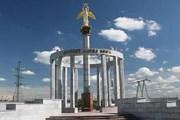 """""""Добрый Ангел"""" украшает десятки городов мира. // hotelslobby.com"""