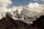 Гора Белуха в Республике Алтай - высочайшая точка Сибири. // Wikipedia