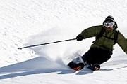 В Альпах - от 7 до 60 см свежего снега. // stubai.at