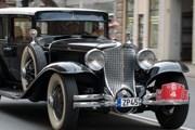 Старинные автомобили популярны в Риге. // motormuzejs.lv