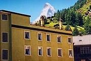 Отель предлагает комфортабельное размещение за разумную плату. // hotel-zermatt.com