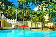 Отель предлагает бесплатное лечение. // traveltocrimea.com.ua