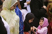 Отели исламских стран переполнены на праздники. // nj.com