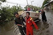 В Таиланде – масштабное наводнение. // ria.ru