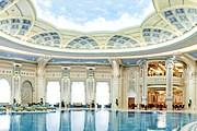Отель предложит гостям роскошный отдых. // ritzcarlton.com