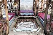 Центральную часть первого этажа застеклят. // paris.fr