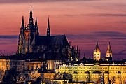 Пражский Град - одна из самых посещаемых достопримечательностей города. // traveltoprague.org