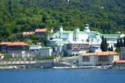 Гора Афон - важнейшая святыня Греции. // Travel.ru