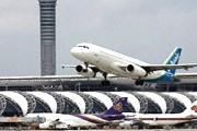 Все рейсы переведены в Suvarnabhumi // AFP