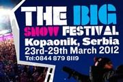 Фестиваль состоится с 23 по 29 марта 2012 года. // thebigsnowfestival.com