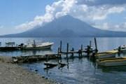 Затерянный город находится в водах озера Атитлан. // cdnn.info