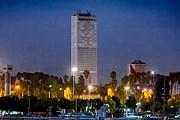 Отель расположен в одном из самых высоких небоскребов страны. // radissonblu.com