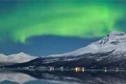 Полярная ночь идеально подходит для любования северным сиянием. // visitnorway.com