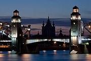 Большеохтинский мост // spbmuzei.ru