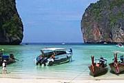 """Пляж из фильма """"Пляж"""" // thailand-islands.com"""