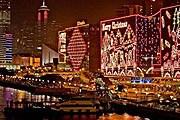 Гонконг украшают к праздникам. // Hong Kong Tourism Board