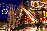 Рождественский Мюнхен ждет туристов. // veckfamily.com