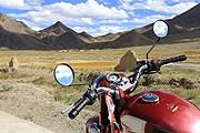 Тур на мотоциклах – уникальная возможность увидеть Тибет. // reuthers.com