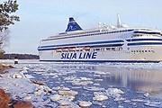 Паром Silja Europa // busstidningen.se