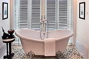 Викторианская ванная в отеле 137 Pillars House // 137pillarshouse.com