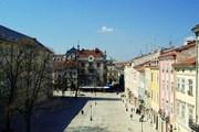 Возле ратуши можно увидеть привидение. // atmosphera.lviv.ua