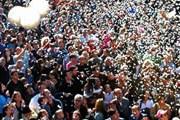 На праздник собираются десятки тысяч гостей. // haifahag.co.il