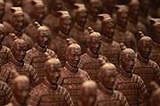 Терракотовая армия из шоколада // chinadaily.com.cn