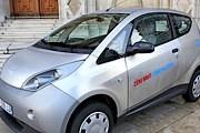 В Париже можно взять напрокат электромобиль. // paris.fr