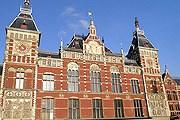 Центральный вокзал Амстердама // wikipedia.org