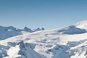 В Тине выпал снег. // tignes.net